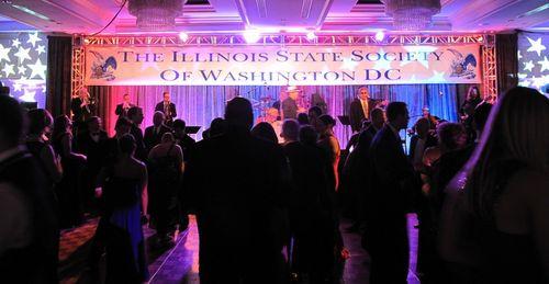 2013 Illinois State Society Inaugural Gala