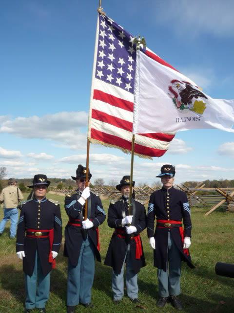 Gettysburg Color Guard