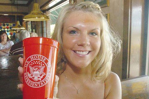 Laura Lucas of Oakwood, Illinois