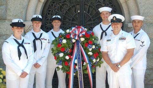 Memorial Day 2014 at Logan's Tomb