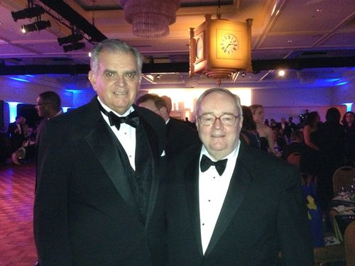 Ray LaHood and Mark Rhoads Jan 19, 2013