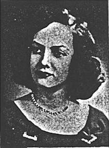 1949 Princess Janet Simpson