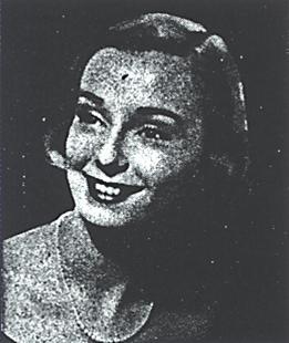 1952 Princess Joan Velde