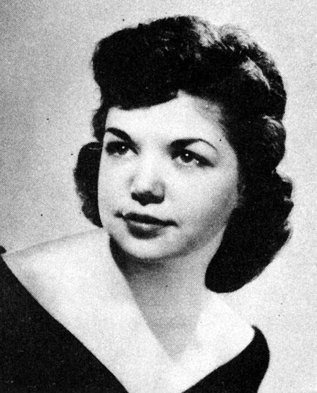 1957 Princess Mary Celeste Sheehan