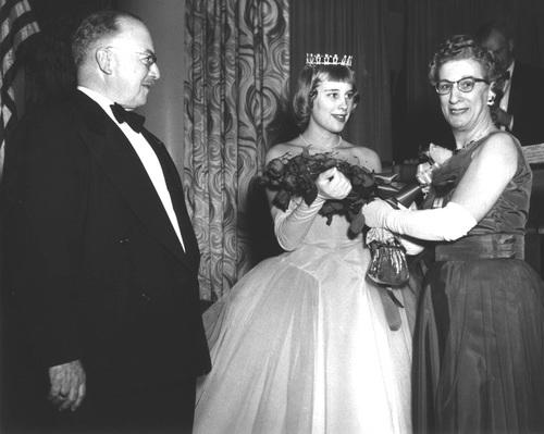 1958 Princess Susan Dezendorf