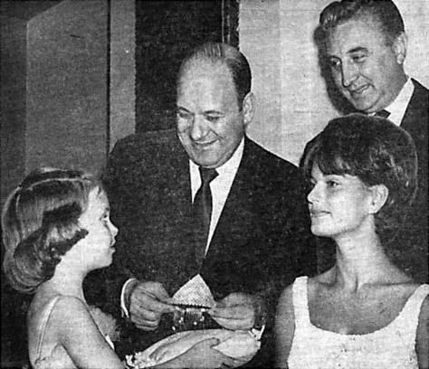 1966 Princess Aurelia Pucinski