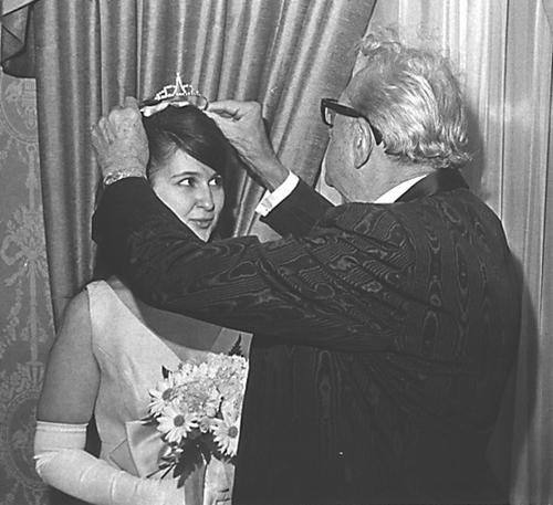 1969 Princess Danice Gomien