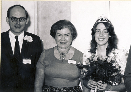 1974 Princess Monica M. Farrell Ceremony