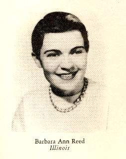 1956 Princess Barbara Ann Reed